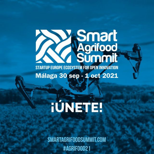 Participaremos del Smart Agrifood Summit 2021