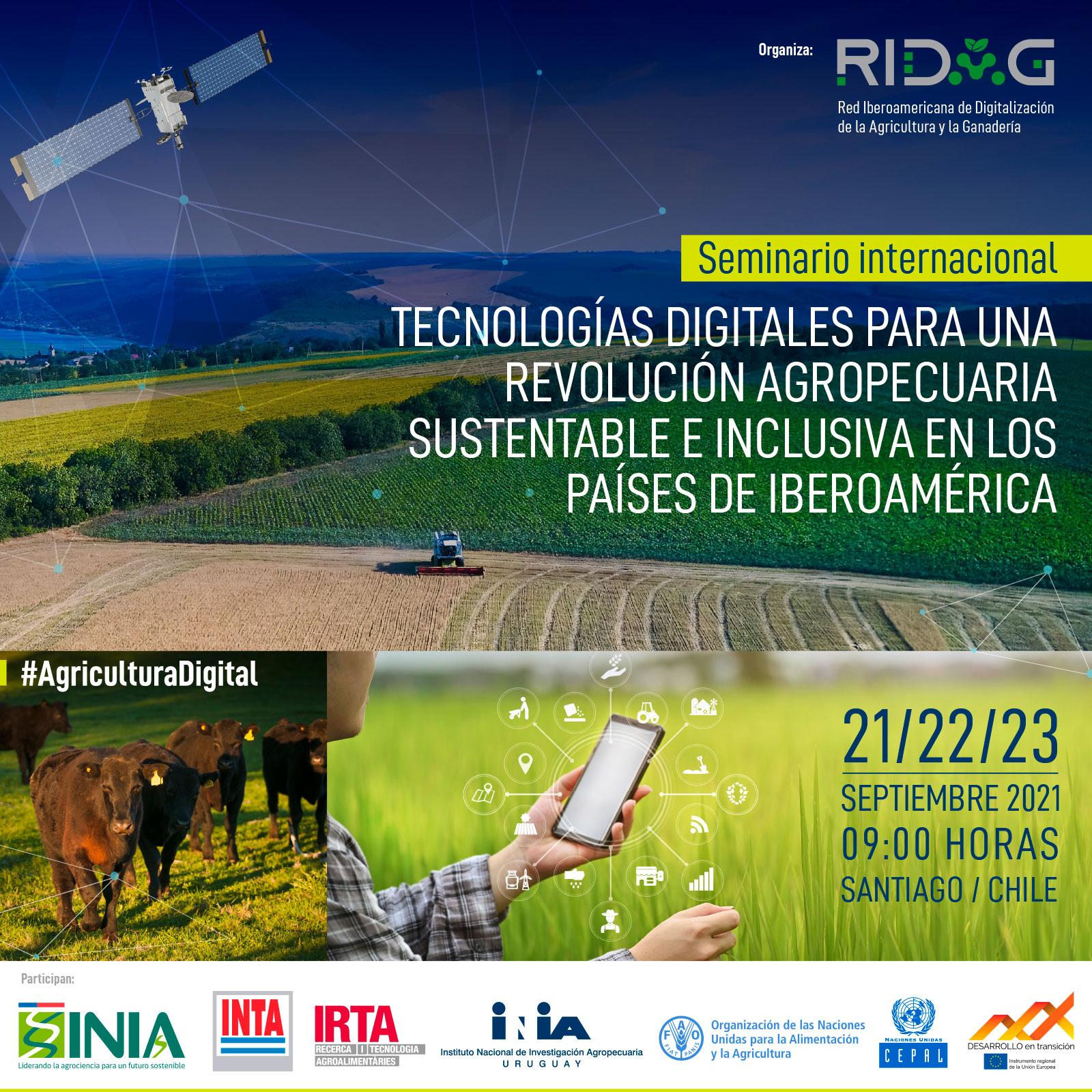 Smartway presente en seminario internacional sobre tecnología agropecuaria