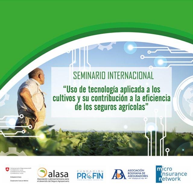 Seminario sobre tecnología aplicada a cultivos y su aporte a la eficiencia